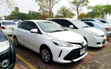 Toyota Vios กล-3884