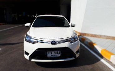Toyota Vios กร-7882