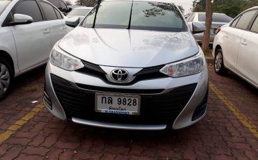 Toyota Yaris กล-9828